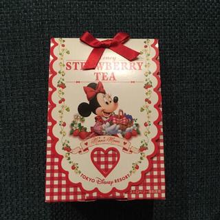 ディズニー(Disney)のハニーストロベリーティー(茶)