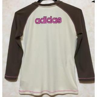 アディダス(adidas)のadidas 七分袖 レディース Tシャツ(シャツ/ブラウス(長袖/七分))