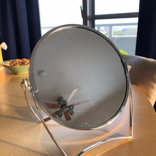 フランフラン(Francfranc)のフランフラン購入  両面卓上ミラー  拡大鏡(卓上ミラー)