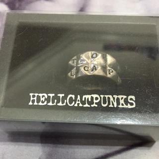 ヘルキャットパンクス(HELLCATPUNKS)のヘルキャットパンクス スダッズリング(リング(指輪))