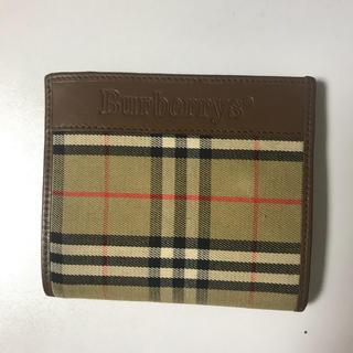 バーバリー(BURBERRY)のBurberry 財布(折り財布)