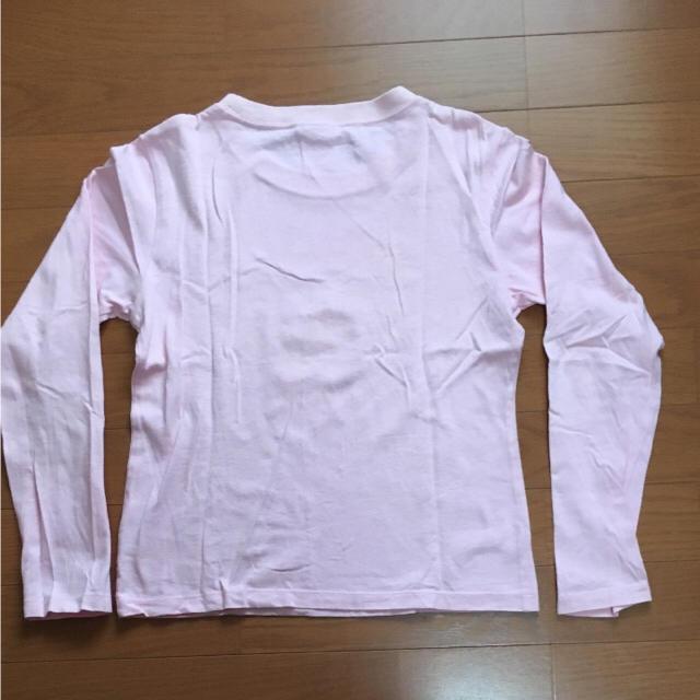 adidas(アディダス)のadidas  長袖Tシャツ レディースのトップス(Tシャツ(長袖/七分))の商品写真