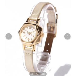スリーフォータイム(ThreeFourTime)の新品 スリーフォータイム 合皮ベルト 腕時計 大幅値下げ‼️(腕時計)