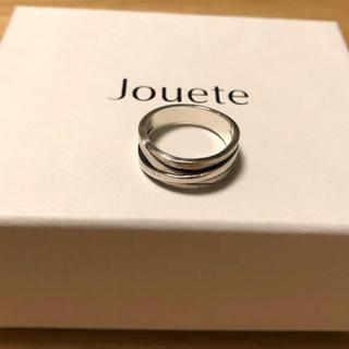エテ(ete)のjouete ジェンダーレス シルバーリング(リング(指輪))