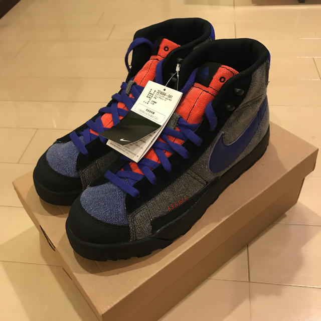 NIKE(ナイキ)の新品◆NIKE AIR BRAZER ACG MID サイズ10 メンズの靴/シューズ(スニーカー)の商品写真