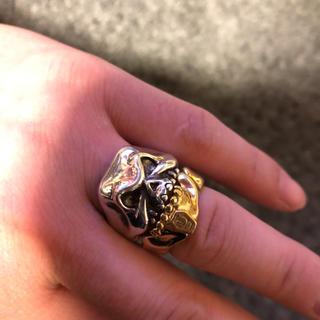 アンダーカバー(UNDERCOVER)のアンダーカバー リング 指輪 シルバー ゴールド(リング(指輪))