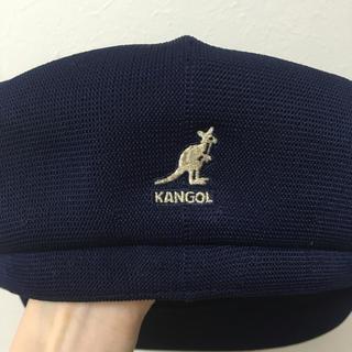 カンゴール(KANGOL)のカンゴール キャスケット 帽子(キャスケット)