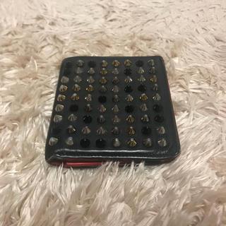 クリスチャンルブタン(Christian Louboutin)のるぶたん様専用 クリスチャンルブタン 二つ折り財布(折り財布)
