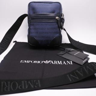 エンポリオアルマーニ(Emporio Armani)のEMPORIO ARMANI エンポリオ アルマーニ ショルダーバッグ メンズ (ショルダーバッグ)