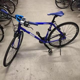ジオス(GIOS)のクロスバイクGIOS MISTRAL2016 限定版 blue edition(自転車本体)