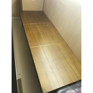 ローテーブル 東急ハンズ 高級感  モダン 値下げ中(ローテーブル)