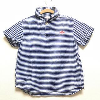 ダントン(DANTON)のnana様 DANTON ラウンドカラープルオーバーシャツ(シャツ/ブラウス(半袖/袖なし))
