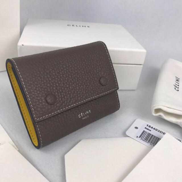 pretty nice 21d33 97fba セリーヌ♡ミニ バイカラー財布 | フリマアプリ ラクマ