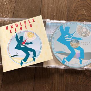 CD UKULELE ELVIS(その他)