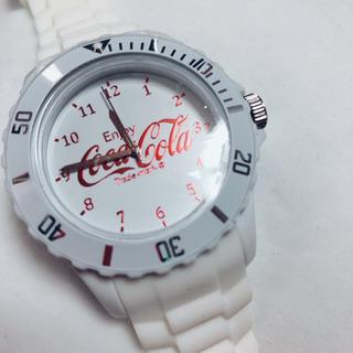 on sale efa1e a074a コカコーラ 腕時計