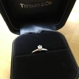 ティファニー(Tiffany & Co.)の最終値下げ☆TIFFANY&CO.婚約指輪(リング(指輪))