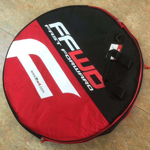 2018モデル FFWD F3A-FAC DT350 ワイドリムクリンチャー スポーツ/アウトドアの自転車(パーツ)の商品写真