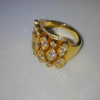 カルティエ(Cartier)のカルティエ ディアディアダイヤリング その2(リング(指輪))