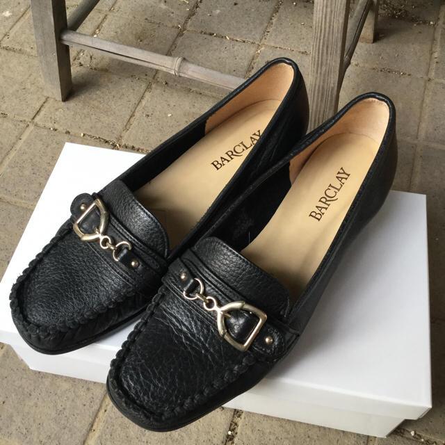 BARCLAY(バークレー)のカノン様専用♪ 本革パンプス レディースの靴/シューズ(ローファー/革靴)の商品写真