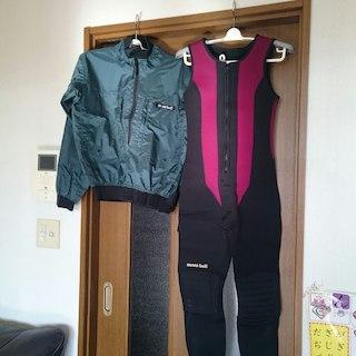 モンベル(mont bell)のウェットスーツ&ジャンパー(マリン/スイミング)