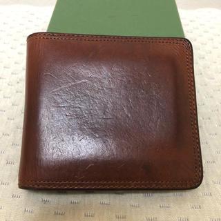 コルボ(Corbo)の専用★CORBO コルボ 財布 小銭入 二つ折り 箱袋付き メンズ(折り財布)
