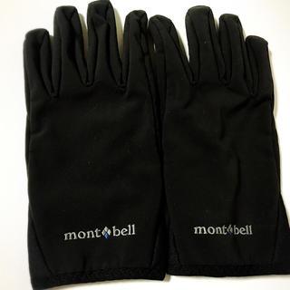 モンベル(mont bell)のmont bell☆モントベル クリマプロ200グローブ 手袋 (手袋)