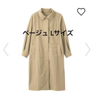 ジーユー(GU)のGU ♡ ステンカラーロングコート(ステンカラーコート)