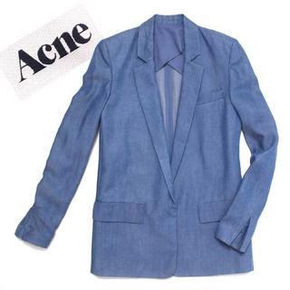 アクネ(ACNE)のAcne BLAKE DENIM ジャケット size32 アクネ(テーラードジャケット)