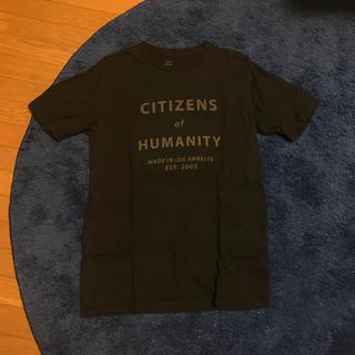 シチズンズオブヒューマニティ Tシャツ
