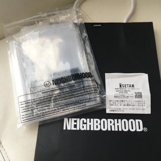 ネイバーフッド(NEIGHBORHOOD)の大小各2枚 neighborhood fragment answer pack(その他)