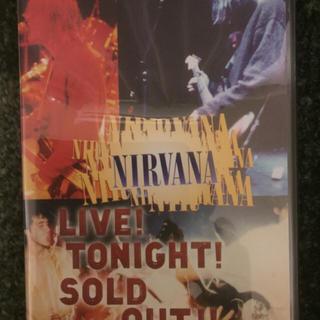 NIRVANA DVD(その他)