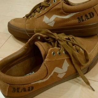 マッドティーパーティ((A) MAD T PARTY)のMADスニーカー(スニーカー)