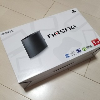 ナスネ(nasne)のSONY nasne 1TB CUHJ-15004(家庭用ゲーム本体)