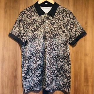マークアンドロナ(MARK&LONA)のMARK&LONA 迷彩柄 メンズポロシャツ(ウエア)