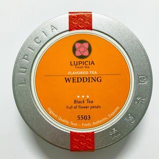 ルピシア(LUPICIA)の【新品】ルピシア ウェディング リーフ 50g(茶)