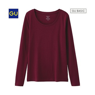 ジーユー(GU)のGU ジーユー クルーネック T ロンT 2枚セット(Tシャツ(長袖/七分))