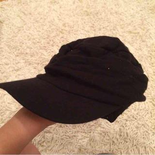 スピンズ(SPINNS)のSPINNS キャスケット帽子(キャスケット)