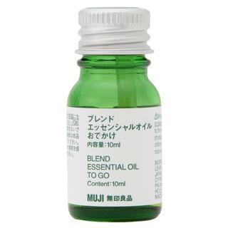 無印良品ブレンドエッセンシャルオイル・おでかけ 10ml(エッセンシャルオイル(精油))