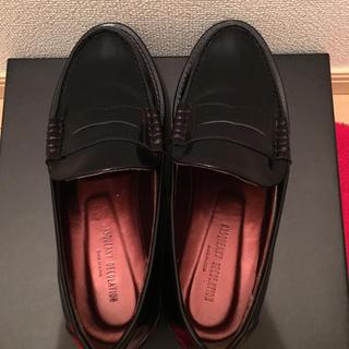 アンスクウィーキー(UNSQUEAKY)のアンスクウィーキー unsqueaky 厚底ローファー(ローファー/革靴)