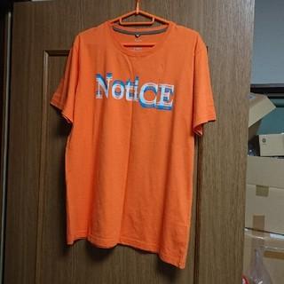 イッカ(ikka)のIKKAのオレンジTシャツ(Tシャツ/カットソー(半袖/袖なし))