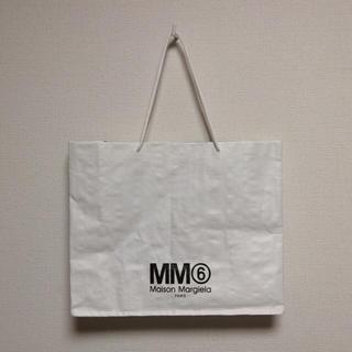マルタンマルジェラ(Maison Martin Margiela)のマルタンマルジェラ mm6 ショッパー トートバック(トートバッグ)
