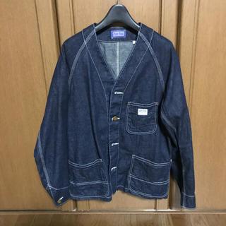 BLUE BLUE デニムジャケット(カバーオール)