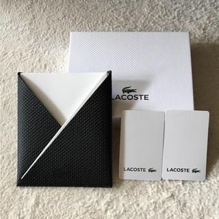 ラコステ(LACOSTE)のラコステ パスポートケース(旅行用品)