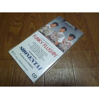 ショウネンタイ(少年隊)の少年隊 8cmCDS 「FUNKY FLUSHIN'」 CDシングル(ポップス/ロック(邦楽))