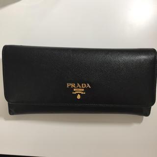 プラダ(PRADA)の-SALE- PRADA サフィアーノ マルチカラー 長財布(財布)
