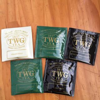 TWG Tバック 5個セット(茶)