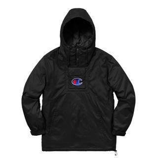 シュプリーム(Supreme)のsupreme champion pullover parka black(パーカー)
