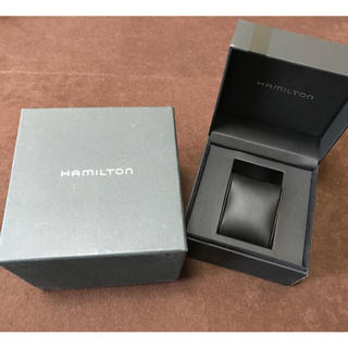 ハミルトン(Hamilton)のHAMILTON時計用箱(その他)