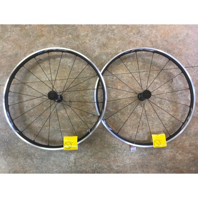 シマノホイール『WH-RS500』クリンチャー/チューブレス対応 11S スポーツ/アウトドアの自転車(パーツ)の商品写真