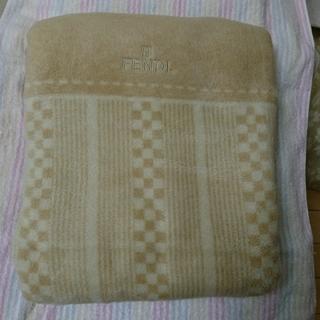 フェンディ(FENDI)のフェンディ綿毛布(毛布)
